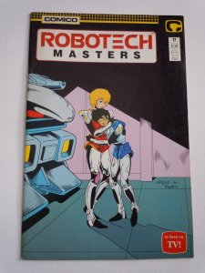 Robotech Masters #17 (1987)