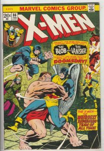 X-Men #86 (Feb-74) FN/VF Mid-High-Grade X-Men