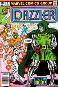 Dazzler #3, VF+ (Stock photo)