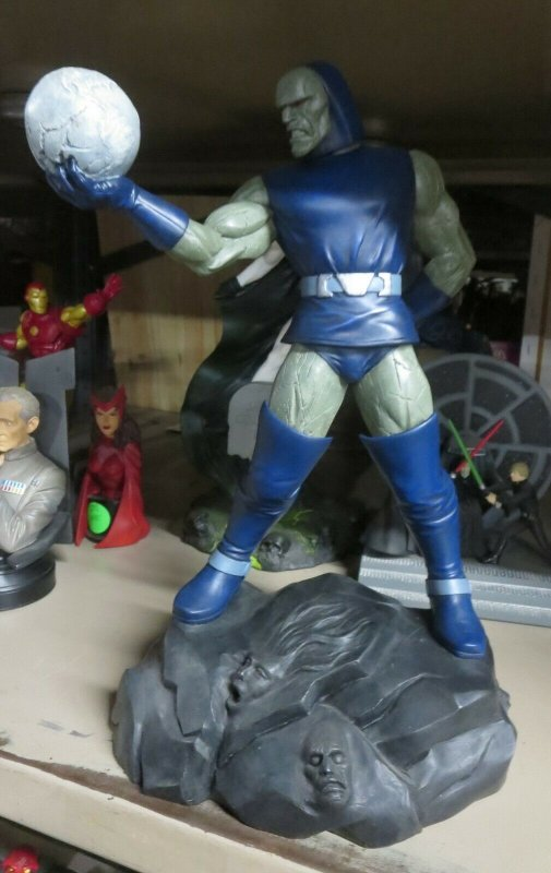 DARKSEID DC DIRECT 1999 STATUE by William Paquet ! #350/1300 NO BOX