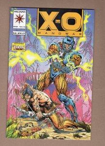 X-O Manowar #14 (1993)