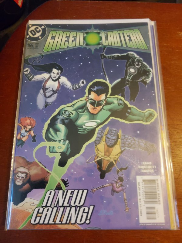 Green Lantern #165 (2003)