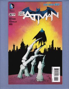Batman #26 VF/NM New 52 DC 2014