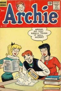 Archie #133 VG; Archie   low grade comic - save on shipping - details inside
