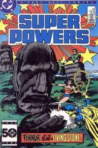 Super Powers (1985 series) #3, NM (Stock photo)