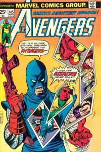 Avengers (1963 series) #145, Fine+ (Stock photo)