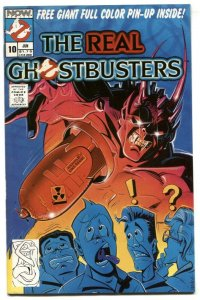 The Real Ghostbusters #10 1988- Now Comics G