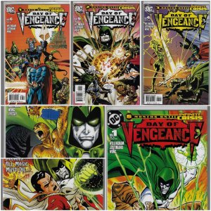 Davy of Vengeance #1-6 (DC, 2005) NM Average