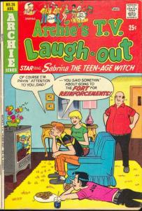 Archie's TV Laugh Out #26 (Aug-74) FN- Mid-Grade Archie