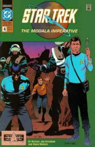 Star Trek—The Modala Imperative #4 VF/NM; DC | save on shipping - details inside