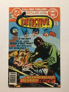 Detective Comics 494 Nm Near Mint DC Comics