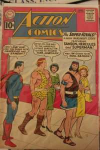 Action Comics #279 (DC, 1961) Condition: VG/FN