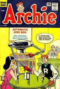 Archie Comics #130, VG- (Stock photo)