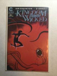 Kingdom Of The Wicked 4 Near Mint Nm Caliber Comics