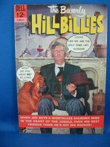 THE BEVERLY HILLBILLIES 11 F VF PHOTO COVER 1965