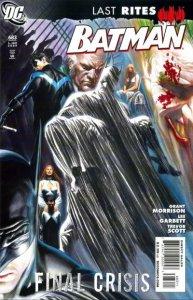 Batman #683 (ungraded) 2011 4th series stock image ID#B-4
