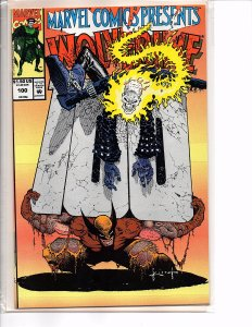 Marvel Comics Marvel Comics Presents #100 Wolverine Ghost Rider Sam Keith