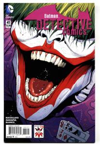 Detective Comics #41 comic book-2015 Joker cover Batman NM-