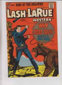 Lash LaRue Western #71 FN- february 1959 - silver age western - charlton comics