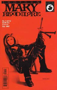 Shotgun Mary: Blood Lore #1 VF/NM; Antarctic | save on shipping - details inside