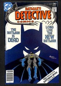 Detective Comics #472 (1977)