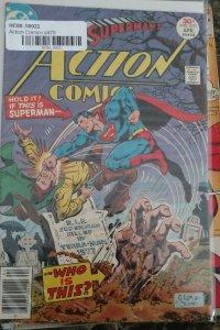 Action Comics #470 (DC, 1977) Condition: NM