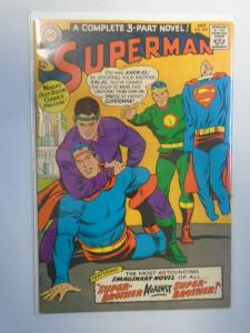 Superman #200 5.0 VG/FN (1967 1st Series)