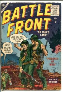 BATTLE FRONT #31 REVOLUTIONARY WAR KOREA WW II ATLAS G
