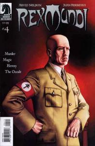 Rex Mundi (Vol.2) #4 FN; Dark Horse | save on shipping - details inside