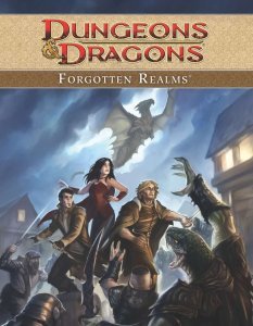 Dungeons And Dragons: Forgotten Realms HC #1 VF/NM; IDW | save on shipping -