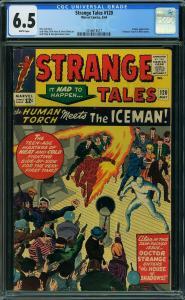 Strange Tales #120 (Marvel, 1964) CGC 6.5