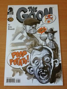 The Goon #33 ~ NEAR MINT NM ~ 2009 Dark Horse Comics