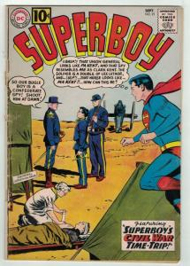 SUPERBOY 91 GOOD   September 1961