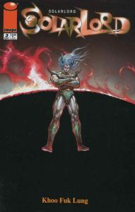 Solar Lord #3 VF/NM; Image | save on shipping - details inside