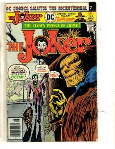 The Joker # 8 VG DC Comic Book Batman Robin Gotham Ivy Penguin Riddler JL2