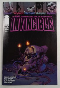 Invincible #114 Robert Kirkman Image Comics 2014