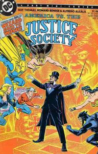 America vs. the Justice Society #3 FN; DC   save on shipping - details inside