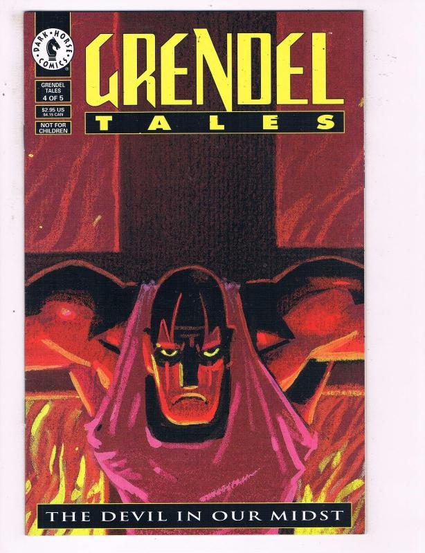 Details about  /Grendel Tales The Devil In Our Midst #4 August 1994 Dark Horse Comics