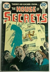 HOUSE OF SECRETS#118 FN 1974 DC BRONZE AGE COMICS
