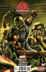 Age of Ultron #4 VF/NM; Marvel | save on shipping - details inside
