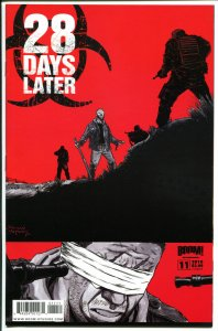 28 DAYS LATER 11, NM, Zombies, Horror, Walking Dead, 1st, 2009, more in store, B