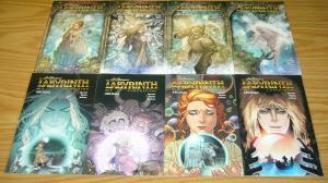 Jim Henson's Labyrinth: Coronation #1-12 VF/NM complete series - prequel sub set