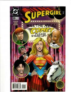 12 Supergirl DC Comics # 25 26 27 28 29 30 31 32 33 34 35 37 GK22