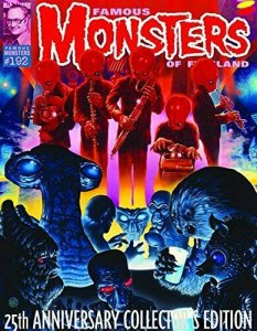 Famous Monsters of Filmland #192 25th Anniversary Collector's Edition Near Mint.