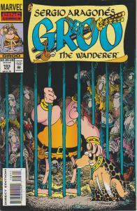 SERGIO ARAGONES - GROO THE WANDERER #103 - BONGO - NEW & UNREAD