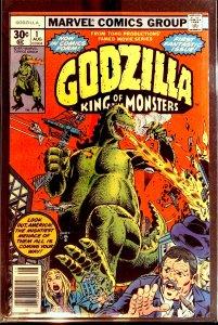 Godzilla #1 (1977)
