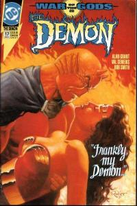 Demon (1990 series) #17, NM- (Stock photo)