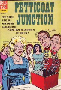 Petticoat Junction #4 (Jul-65) VG/FN Mid-Grade Uncle Joe, Betty Joe, Billy Jo...