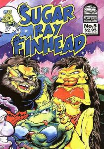 Sugar Ray Finhead #5 VF/NM; Wolf | save on shipping - details inside