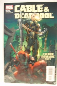 Cable & Deadpool #14 (2005) HC1